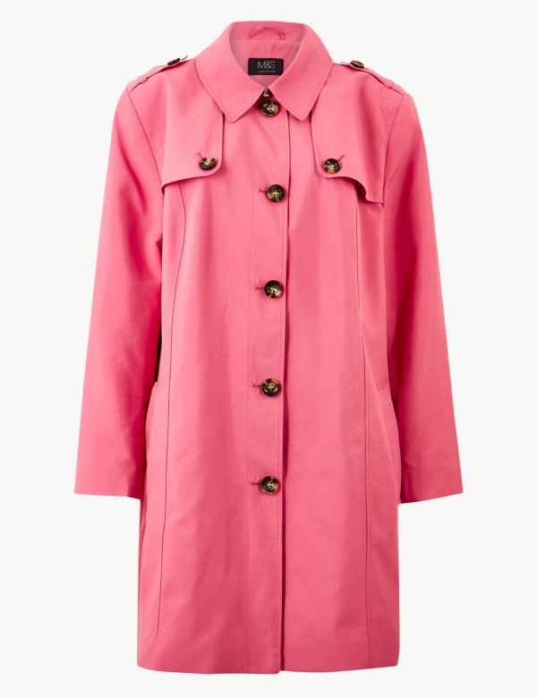 65bd5742b16 CURVE Trench Longline Coat. M S Collection