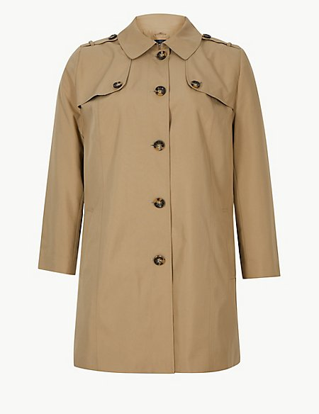 CURVE Trench Coat