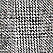 Blazer croisé à carreaux avec lin, NOIR ASSORTI, swatch