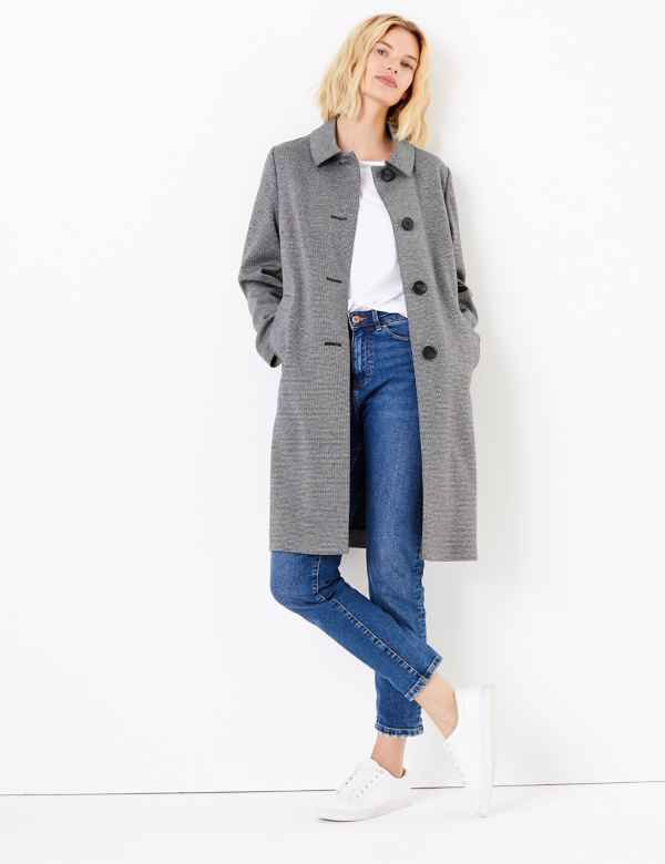 02d774f9a0d6 M&S Collection Coats & Jackets | Wool Overcoats | M&S