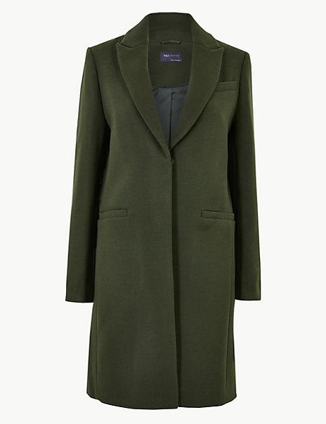 Soft Touch City Coat