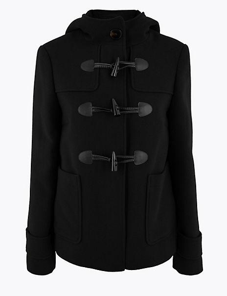 Short Duffle Coat