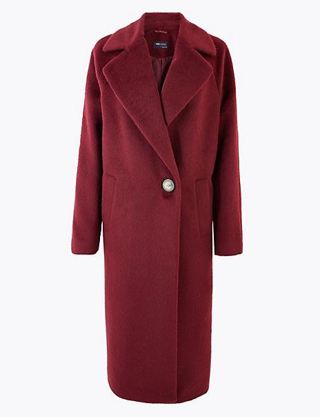 Cocoon Overcoat