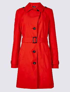 Trench Coat with Stormwear™