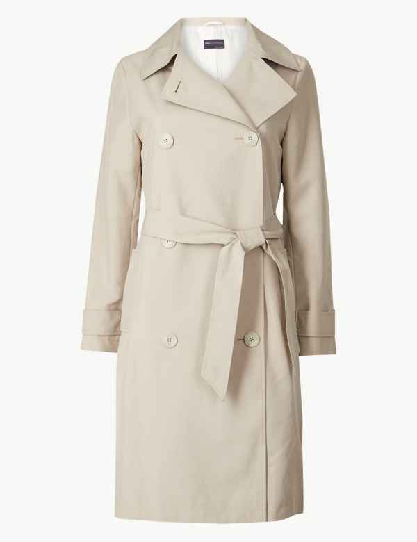 f013194c2d7d Womens Trench Coats | M&S