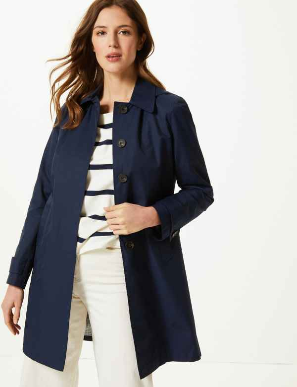 6874bc429398 Coats For Women | Double & Single Breasted and Tailored Coats | M&S