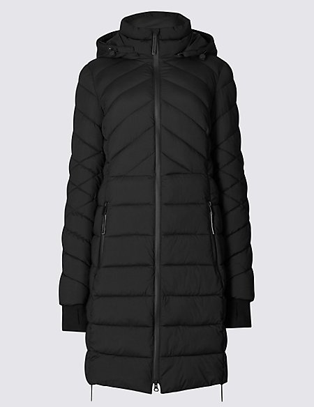 Padded Jacket black Marks and Spencer Cheap Price Wholesale Price 2018 Cheap Sale Mnad0Kd4a