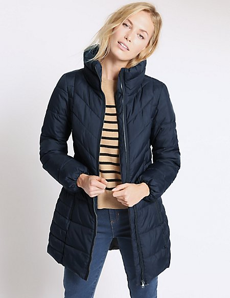 Padded & Quilted Coat
