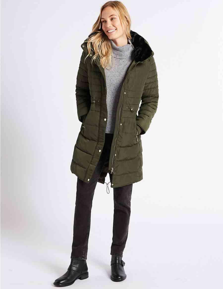 28848de8f4e Padded Jacket with Stormwear trade