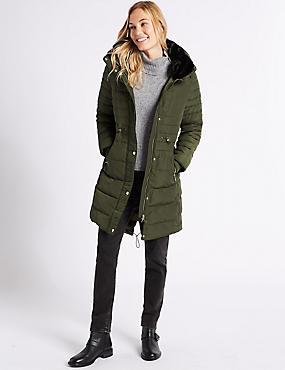 Padded Jacket with Stormwear™, , catlanding
