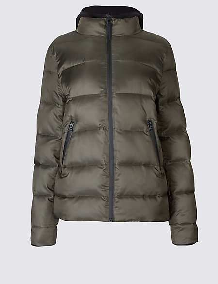 Double Layer Padded Jacket with Stormwear™