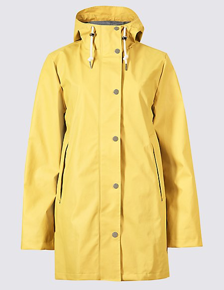 Hooded Anorak with Stormwear™