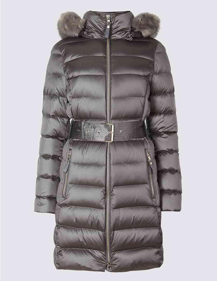 feather jacket sweden