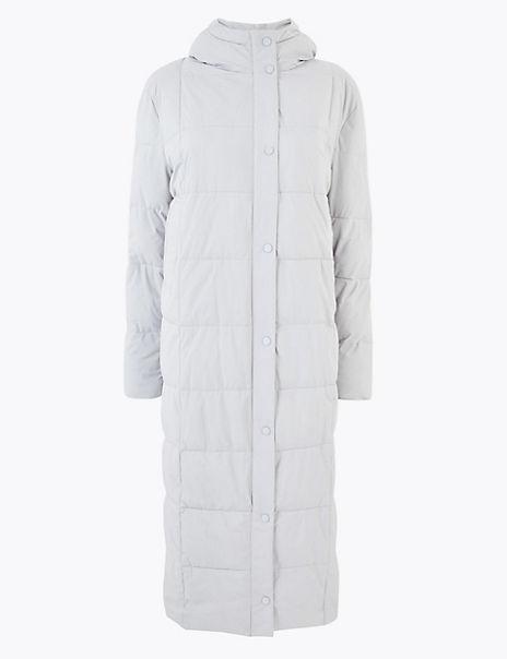 Padded Duvet Coat