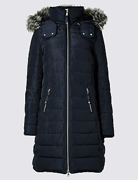 Padded Coat with Stormwear™