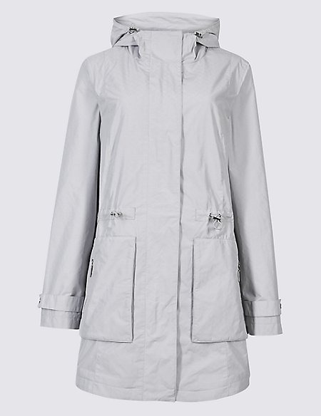 Jacquard Parka with Stormwear™