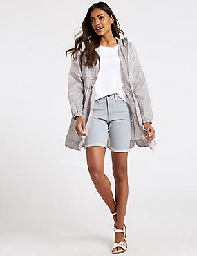 Printed Anorak Jacket with Stormwear™