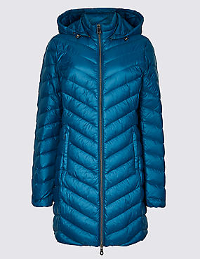 Lightweight Down & Feather Jacket with Stormwear™