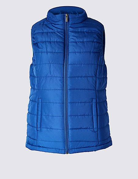 Padded & Quilted Gilet