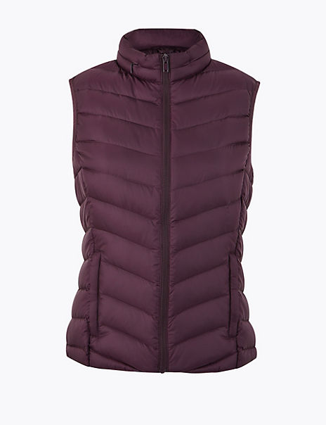 Quilted & Padded Gilet