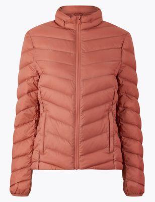 Feather & Down Lightweight Jacket