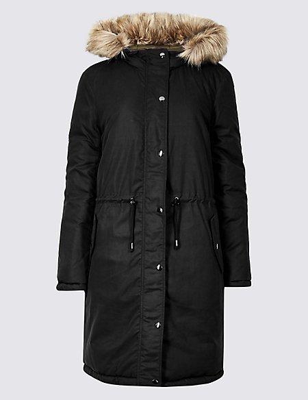 Reversible Padded Jacket with Stormwear™