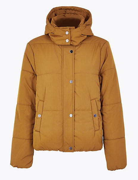 Longline Thermowarmth™ Padded Jacket