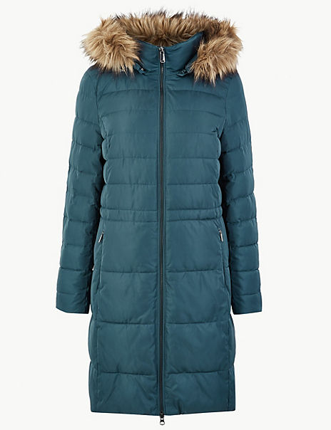 Thermowarmth Quilted Coat