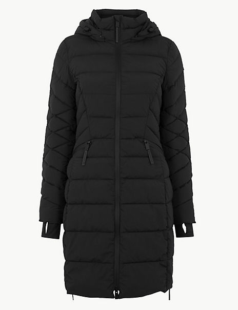 Comfort Stretch Padded Coat