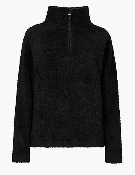 Textured Borg Fleece