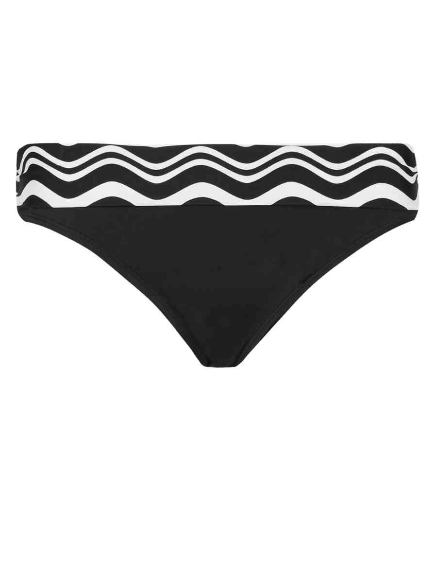 12dc859fc8 Mono Print Hipster Bikini Bottoms