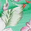 Floral Print Beach Sarong, GREEN MIX, swatch