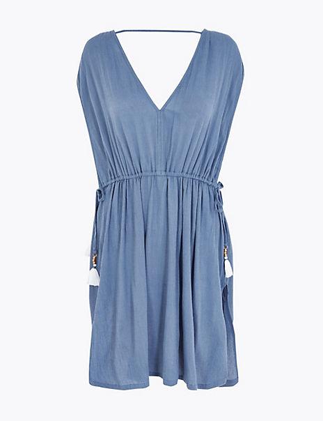 Cotton Rich Beach Dress