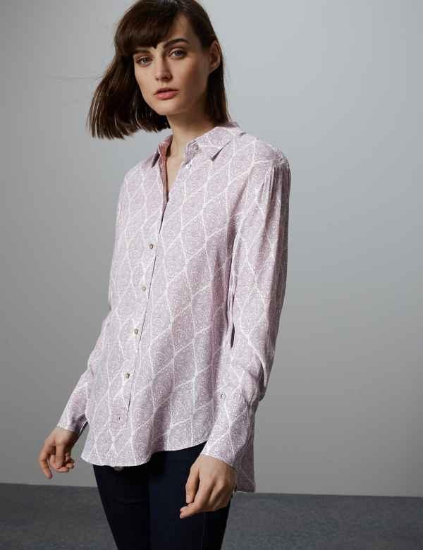 12e519ec8b0 Women's Shirts & Blouses | M&S