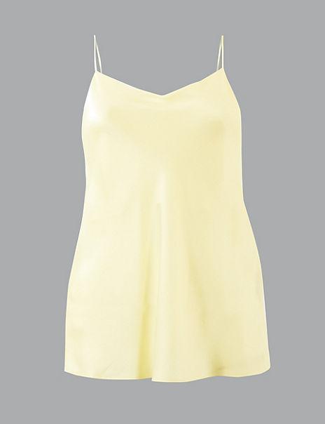 Pure Silk Camisole Top