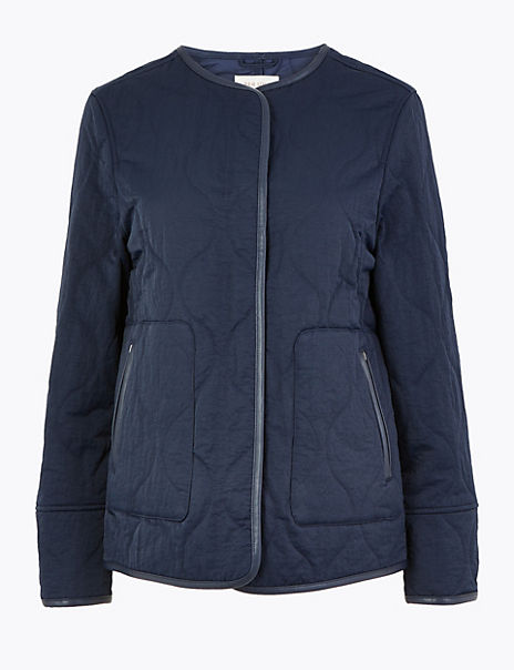 Quilted & Padded Jacket