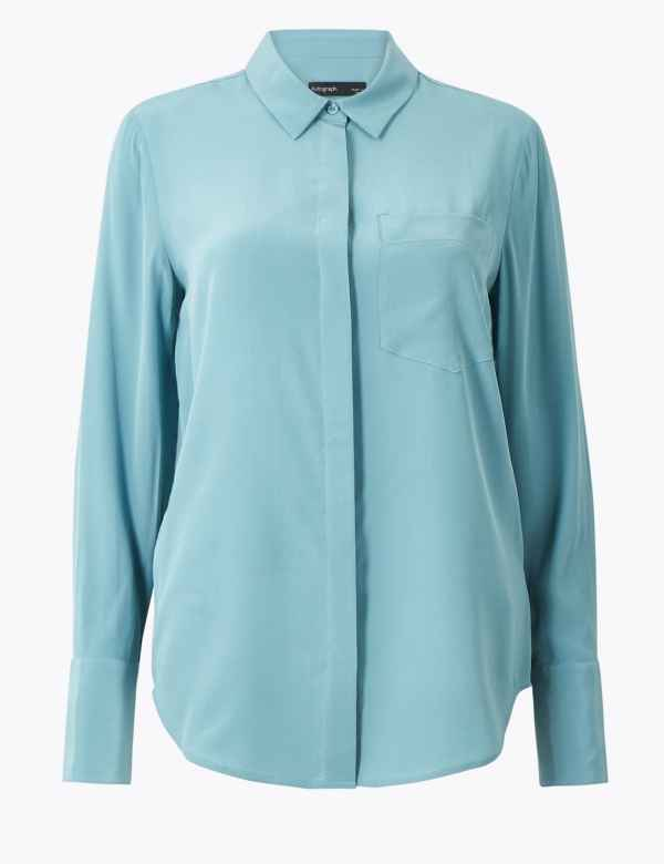 bf7ced96b98e0d New In Women's Tops & T-Shirts | M&S