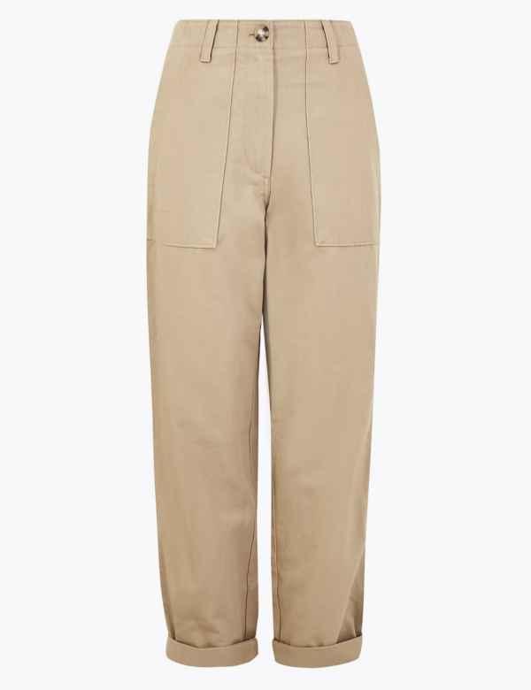 2acc075c5de Trousers, Chinos & Leggings | Women | M&S IE