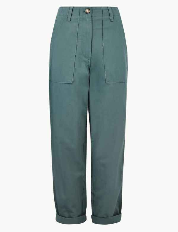 0b28f1fb131 Women's Trousers | M&S