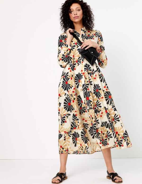 NAVY Mix M//Medium NEW M/&S Per Una Open Front Sequin Kimono Style Cardigan