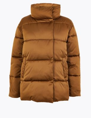 quilted-&-padded-jacket by marks-&-spencer