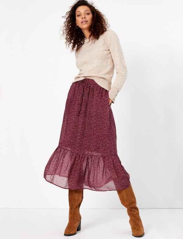 ef33e69698 Skirts   Women   M&S IE