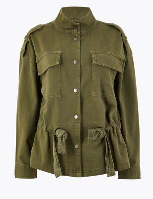 d06f9eeffaa Womens Coats & Jackets | M&S