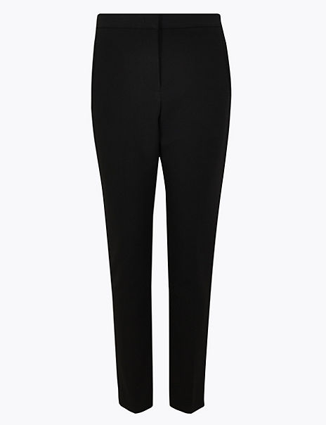 Tailored Ankle Grazer Trousers