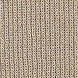 Linen Blend Textured Knitted Midi Skirt, SAND, swatch