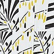 Leaf Print Relaxed Midi Dress, IVORY MIX, swatch