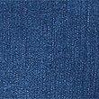 Figuurcorrigerende jeans met roma-taille en smalle pijpen, FEL BLAUW, swatch