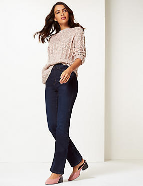 Sculpt & Lift Roma Rise Slim Boot Cut Jeans