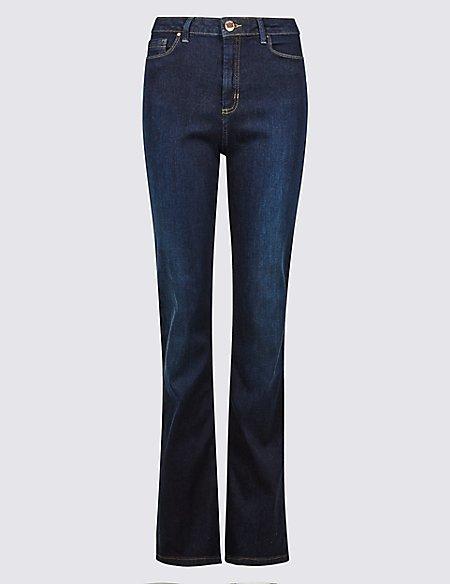 Sculpt & Lift Roma Rise Slim Boot Cut Jeans