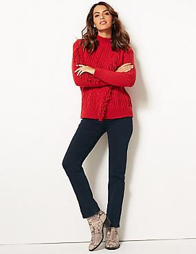 Sculpt & Lift Roma Rise Slim Leg Jeans